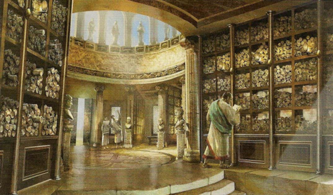Library-of-Alexandria-cover